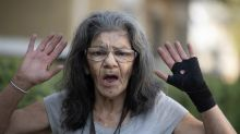 'Lady Ninja' pummels assailant who attacked elderly friend