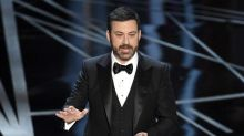 Oscar host Jimmy Kimmel under fire for gags about 'foreign' names