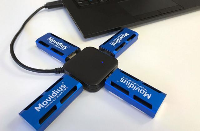 Intel puts Movidius AI tech on a $79 USB stick