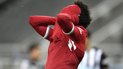 What is behind Liverpool's sudden struggles in front of goal?