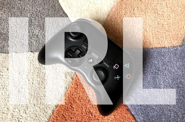 What we're buying: An official third-party PS4 controller for Xbox converts