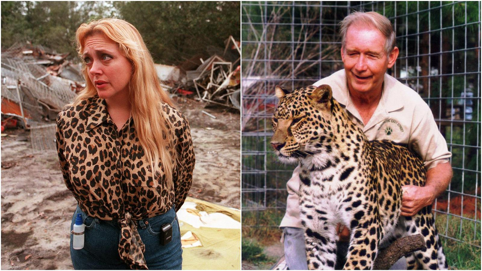 Family Of Don Lewis Missing Ex Husband Of Tiger King Star Carole Baskin Launches Investigation
