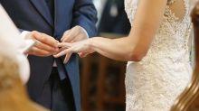 Couple's 'weird' $3,500 wedding request