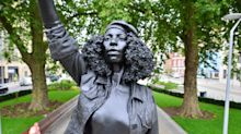Black Lives Matter statue 'work and decision of a London-based artist', says Bristol mayor