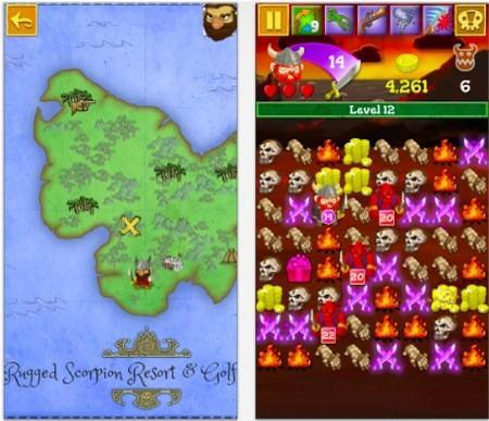 Daily iPhone App: Scurvy Scallywags is great fun for landlubbers or first mates