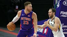 Five possible destinations for Blake Griffin after Pistons buyout