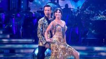 'Strictly' star Anton Du Beke ripped his trousers having 'too much fun' during live show