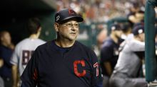 Indians manager Francona feeling better, excited for 2021