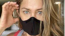 """""""Questo è il Covid"""", Jennifer Aniston pubblica foto choc"""