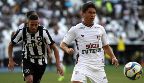 Osvaldo rescinde com o Fluminense e tem ida encaminhada para o Sport