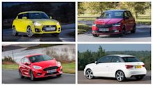 Best used superminis for under £15,000