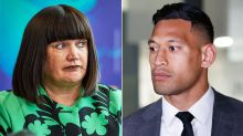 Rugby Australia settles legal dispute with Israel Folau