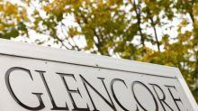 Glencore feels pain of Africa risk, cobalt price fall