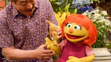 'Sesame Street' introducing Julia, a Muppet with autism