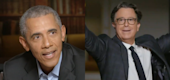 Yahoo TV - After shutting out the overly confident Barack Obama, Stephen Colbert was anything but gracious in victory. (CBS)