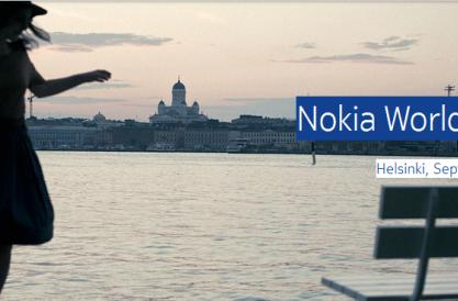 Circle your virtual calendars: Nokia World to be held September 25-26
