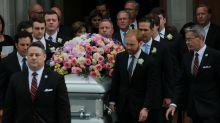 Mourning Barbara Bush