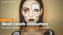 These celebs don't hold back when it comes to Halloween