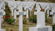 Reims: des dépouilles de soldats allemands de la Grande Guerre mises au jour