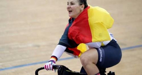 Cyclisme - Piste - ChM(F) - L'Allemande Kristina Vogel redevient championne du monde de vitesse individuelle