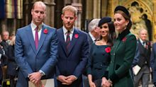 Meghan Markle and Prince Harry to reunite with Kate Middleton and Prince William on Remembrance Sunday
