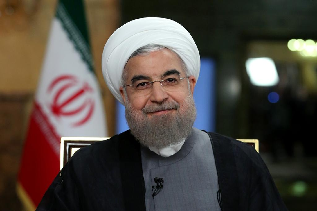 Iranian President Hassan Rouhani came to power in 2013 (AFP Photo/)