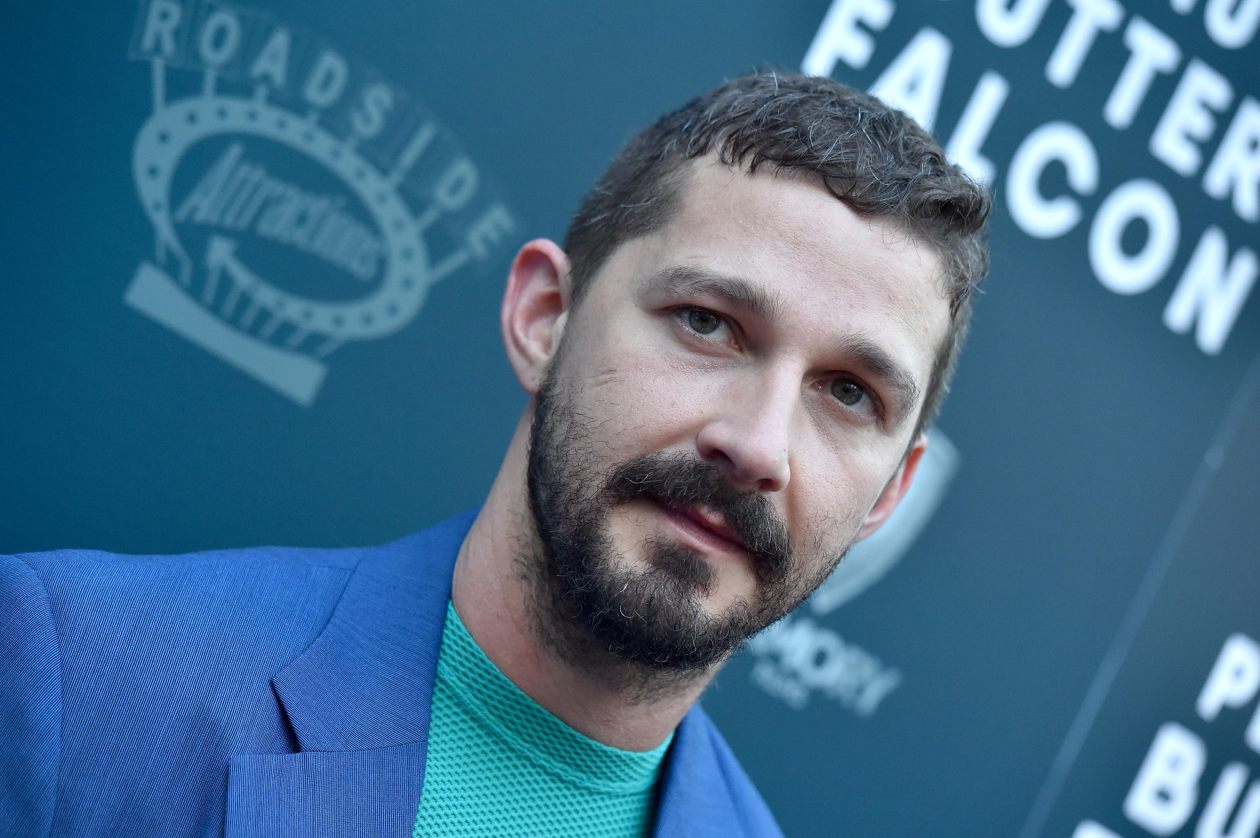 Fox News's Jesse Watters says Shia LaBeouf called him 'trash' in airport lounge run-in