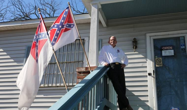 An Activist Wants You To Burn The Confederate Flag On