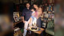 Kareena and Saif Celebrate Their 7th Anniversary With Family