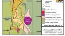 Filo Mining Kicks Off 2019/2020 Field Season - Drilling Underway