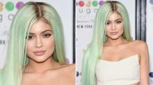 Kylie Jenner is ready to ditch her crazy colored wigs