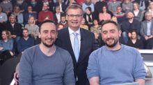 """""""Wer wird Millionär?"""": Langnese-Zwillinge räumen bei Günther Jauch ab"""
