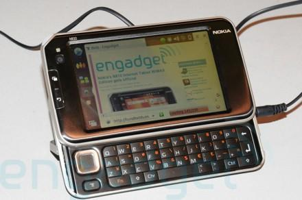 Hands-on with the Nokia N810 WiMAX Edition