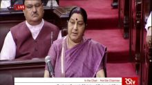 All 39 Indians Abducted by ISIS in Iraq's Mosul Are Dead, Confirms Sushma Swaraj