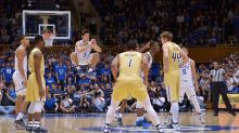 Duke's Grayson Allen reinstated after just one game, excels in his return