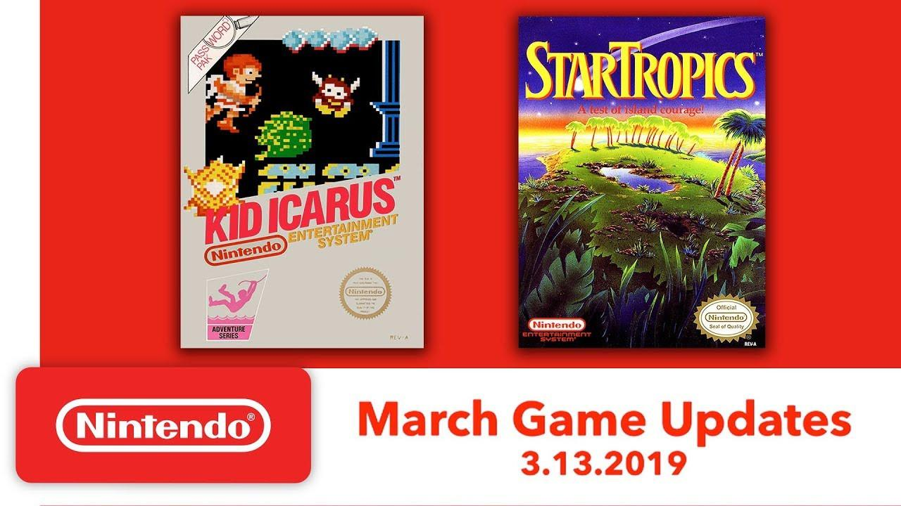 Every free NES game added to Nintendo Switch Online in March 2019