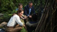 Chelsea Flower Show 2019: Duchess of Cambridge says children should use social media less as she tours gardens