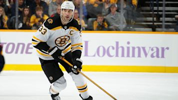 Chara out 4-6 weeks with knee injury