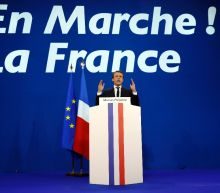 Macron: The maverick vowing to 'turn page' in French history