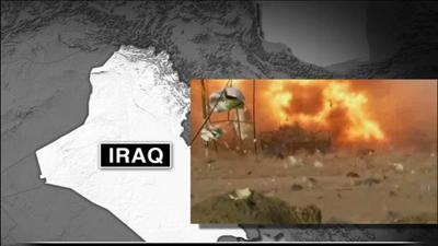 Raw: Blasts Kill at Least 25 in Iraqi Capital