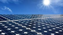 First Solar Stock Enters New Uptrend