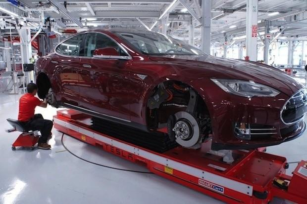 Tesla to open a European distribution center for EVs in the Netherlands this month