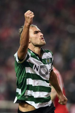 Bas Dost anota outro hat-trick e garante vitória do Sporting