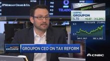 Groupon CEO: We're in the 'Super Bowl of e-commerce' righ...
