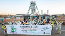 Platreef Successfully Completes Sinking of Shaft 1 to its Final Depth of Approximately 1,000 Metres Below Surface