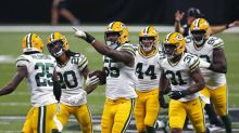 Rodgers, Packers unbeaten with 37-30 victory over Saints