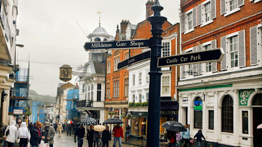 The university towns where house prices have risen an average 22pc in three years