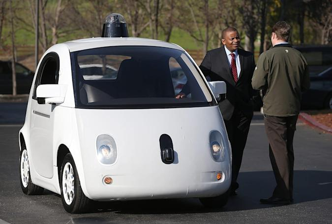 Google reportedly plans to spin off its self-driving car business