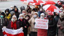 Biélorussie : la traque des chaussettes aux couleurs de l'opposition