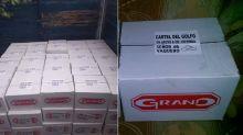 Presuntos narcos entregan despensas en México durante la pandemia